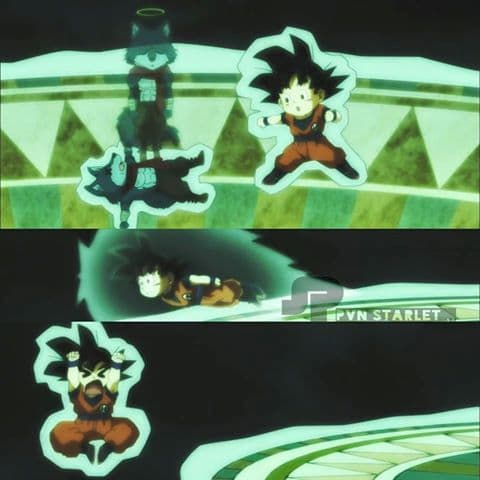 Dragon Ball Super Tournament Battle Royal