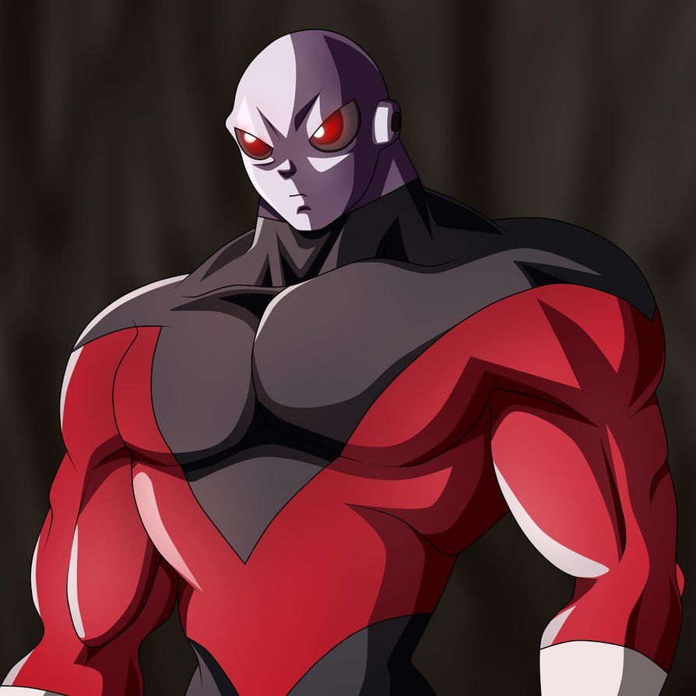 Dragon ball super Jiren returns