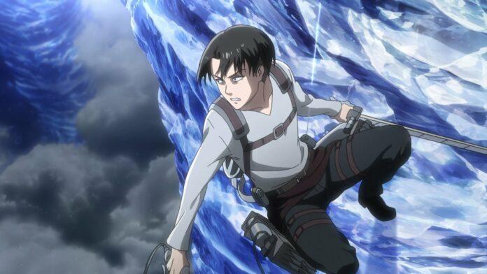 Attack On Titan Season 3 Episode 7 (Episode 44)