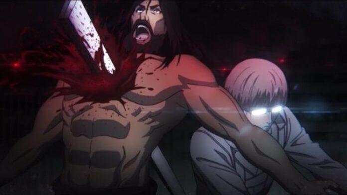 Tokyo Ghoul: Re season 2 Episode 1