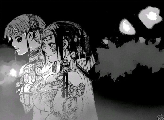 Tokyo Ghoul : Re season 2 episode 8