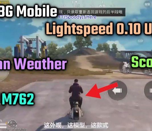 PUBG Mobile 0.10.0