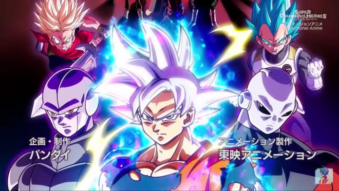 Dragon Ball Heroes Episode 8
