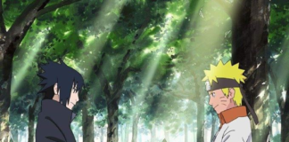 """Naruto Shinden"" Novel Anime Adaption"