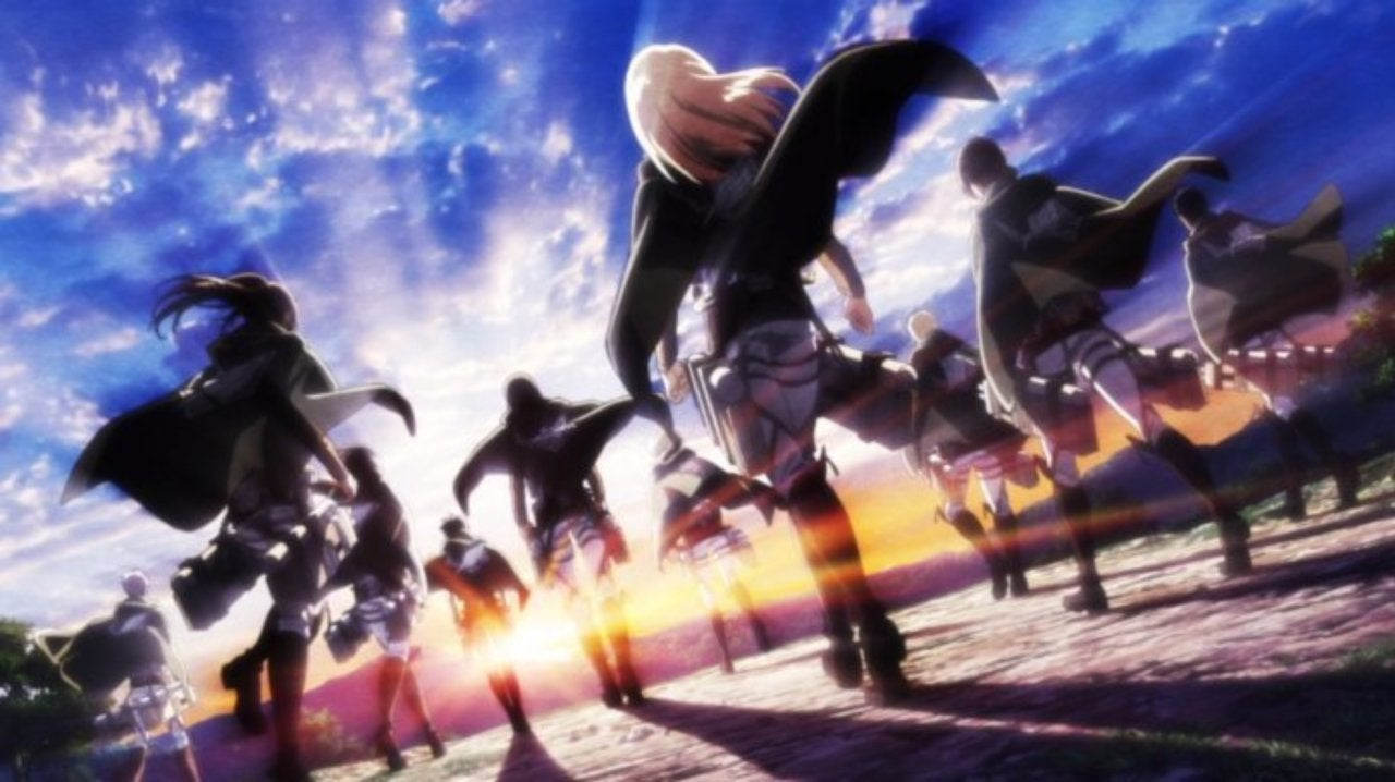Attack On Titan Season 3 Part 2/Cour 2 Reveals first ...