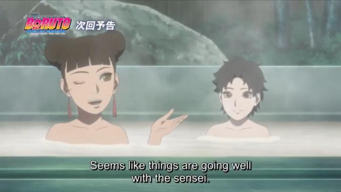 Boruto Episode 108 beginning