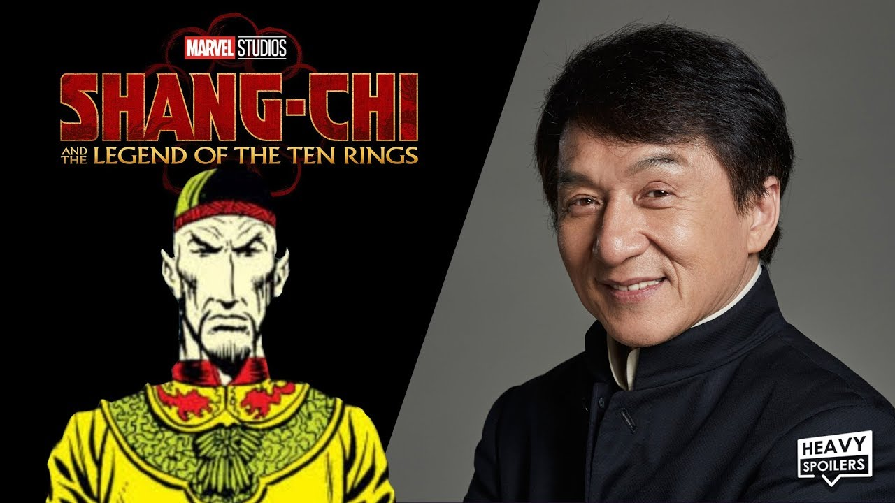 Jackie Chan Is In Negotiations With Marvel To Play Zheng Zu in Shang-Chi | Omnitos