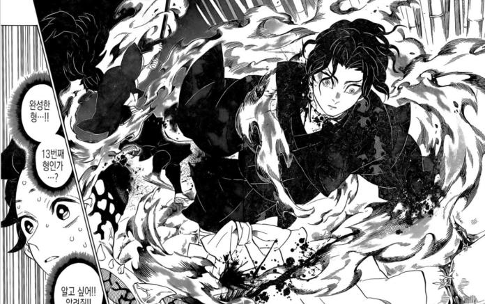 Demon Slayer: Kimetsu no Yaiba Chapter 187