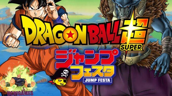 Dragon Ball Super at Jump Festa 2020