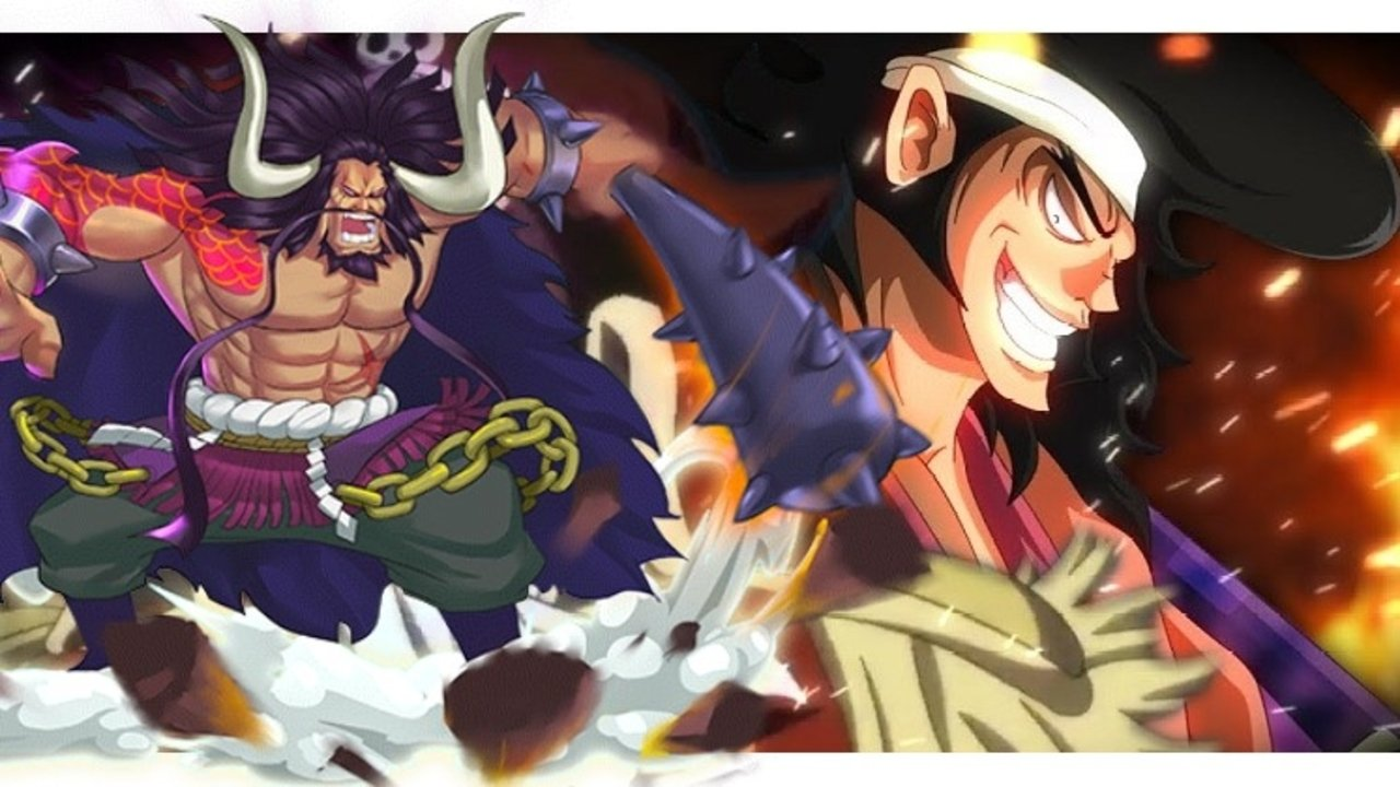 One Piece Chapter 969