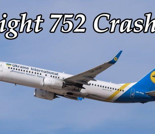 Ukranian Flight 752