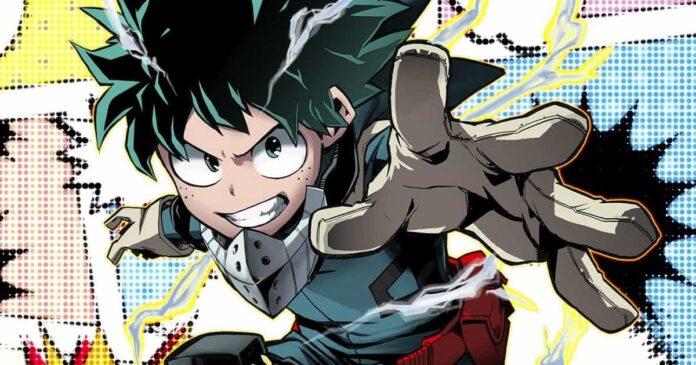 My Hero Academia Chapter 272