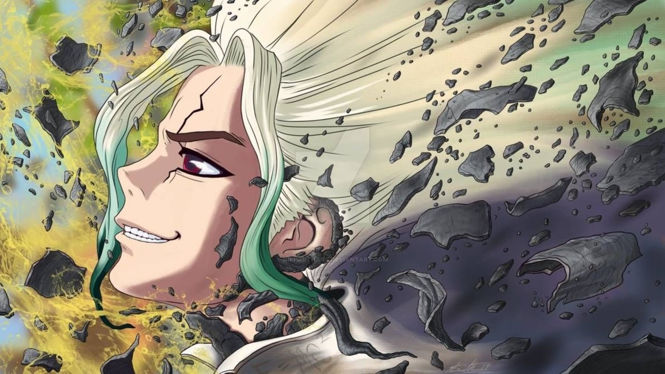 Dr. Stone Chapter 158