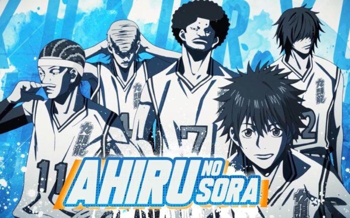 Ahiru No Sora Episode 46