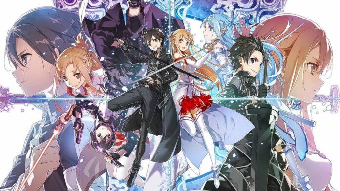 Sword Art Online Season 4 Episode 20