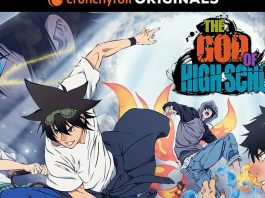 The God Of High School Episode 12