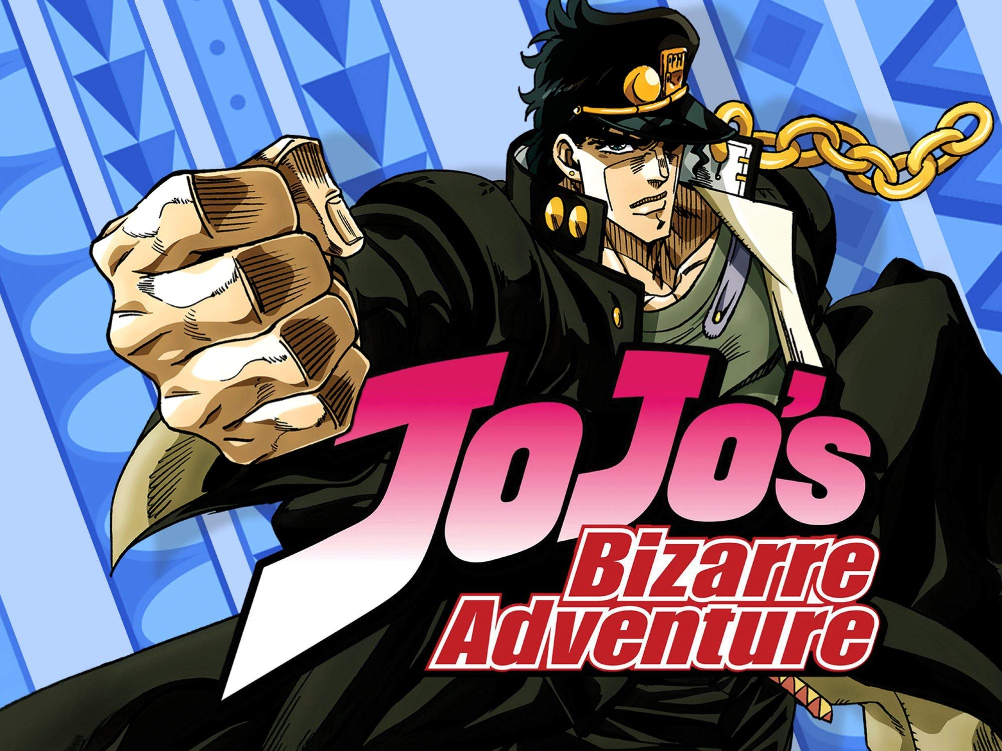 What's Jojo's Bizarre Adventure is really about?
