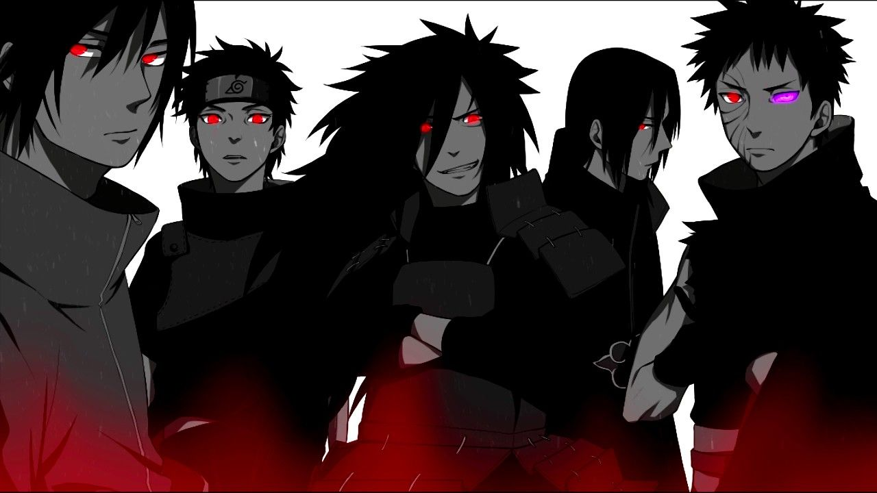 who is the strongest uchiha clan member?
