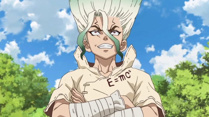 Dr. Stone Chapter 176