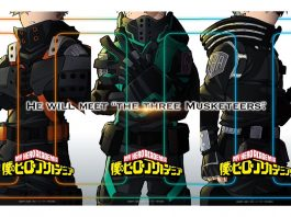 My Hero Academia 3rd Movie Project Revealed!