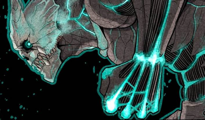 Kaiju No. 8 Chapter 26