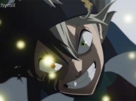 Black clover episode 155