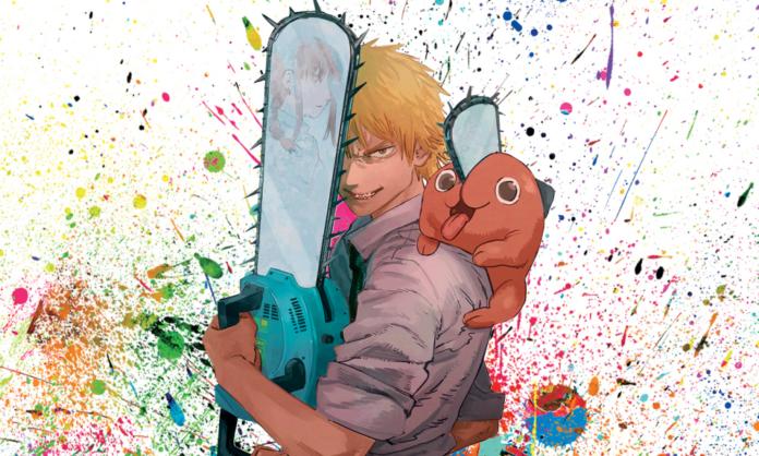 Chainsaw Man Manga Ending This December!