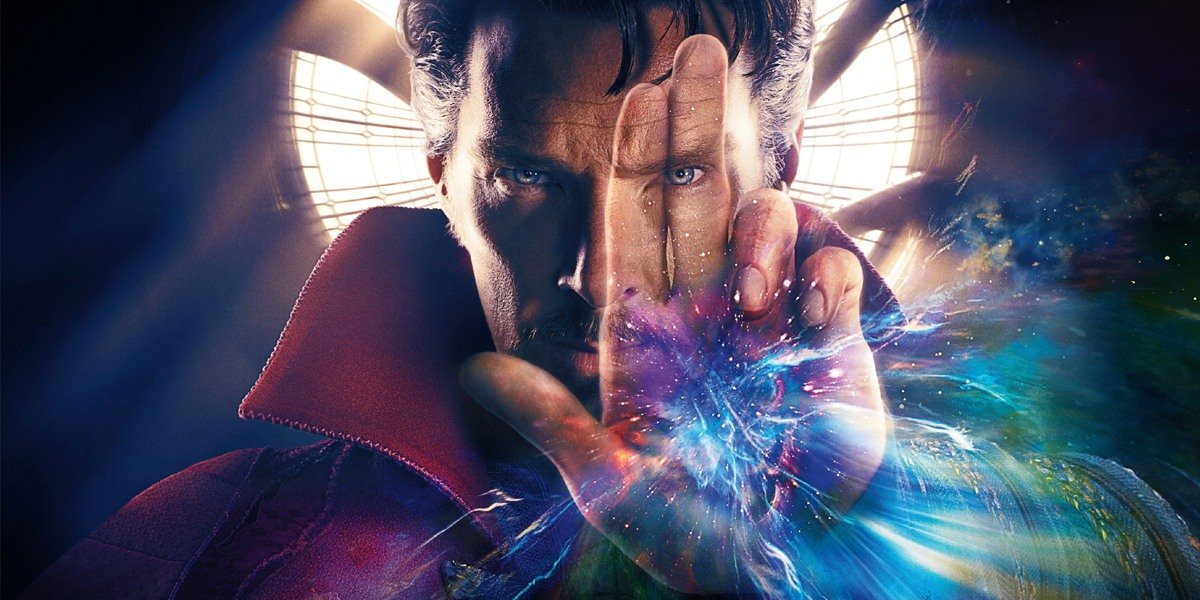 Doctor Stranger in the Multiverse of Madness