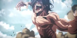 Armin New colossal Titan in season 4 of Attack on Titan