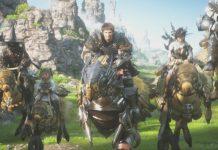 Final Fantasy XIV Amazing Korean Short Revealed