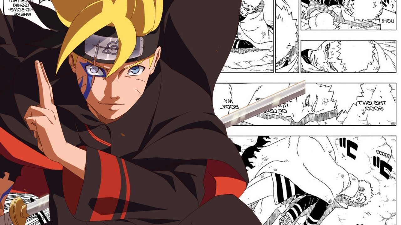 Boruto Chapter 55 Cliffhanger, Naruto Alive? Spoilers, Release Date