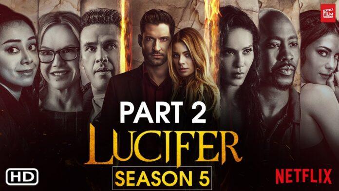 Lucifer s5b netflix