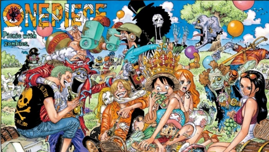 One Piece Chapter 1009: Updates