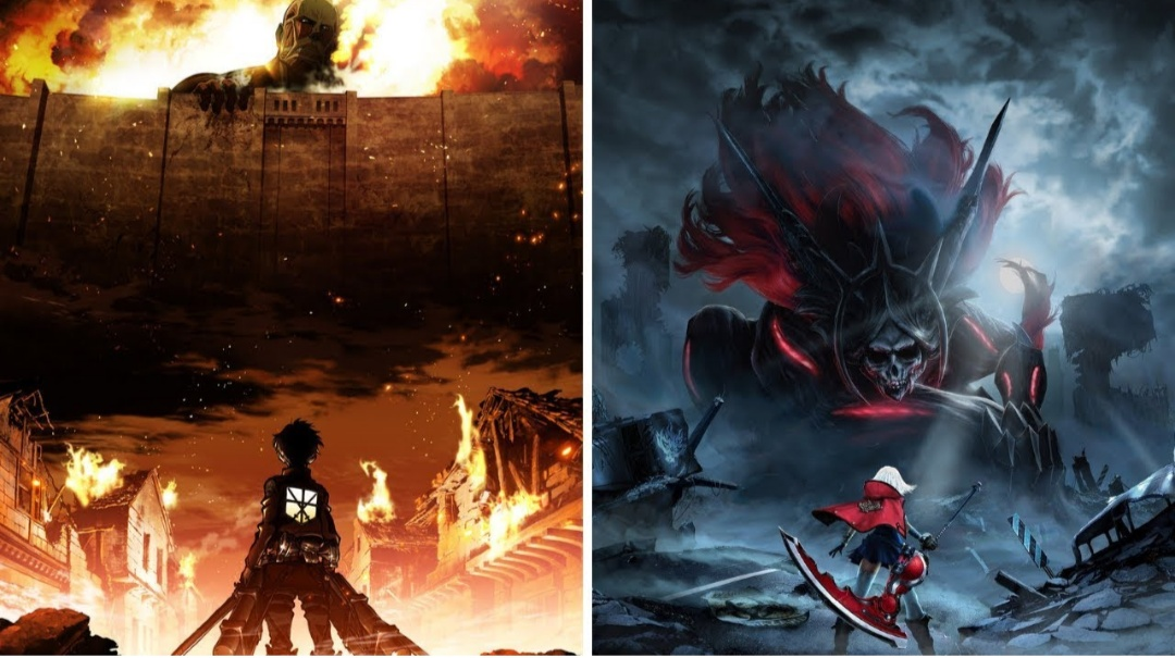 Love Attack on Titan? Here Are 10 Similar Anime To Watch