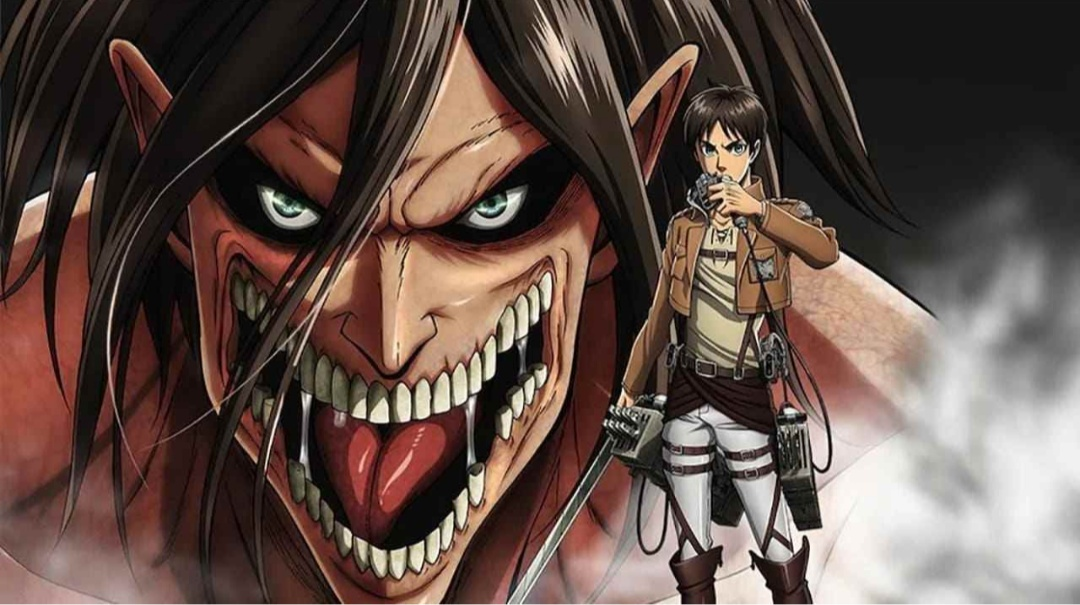 Attack on Titan is G.O.A.T