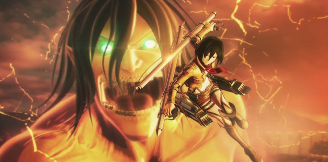 From season 1 of Attack on Titan anime series