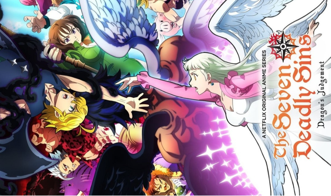 The Seven Deadly Sins: Dragon's Judgement Has Released 3rd PV! News, Updates