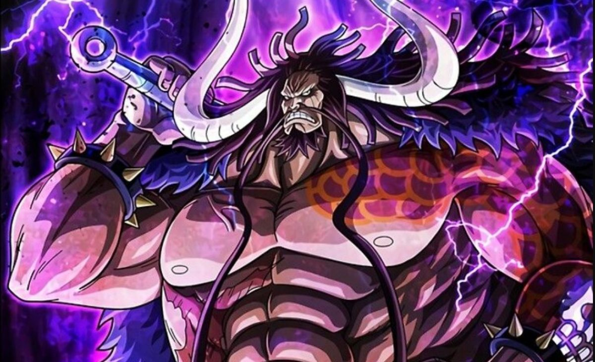 one pieceOne Piece Chapter 1010 Big Revelation, Full power against Kaido!
