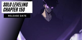 Solo Leveling Chapter 150 Release Date and Latest Updates!