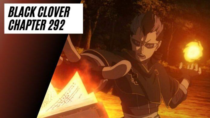 Read Black Clover Chapter 292 Online - Dante VS Magna!