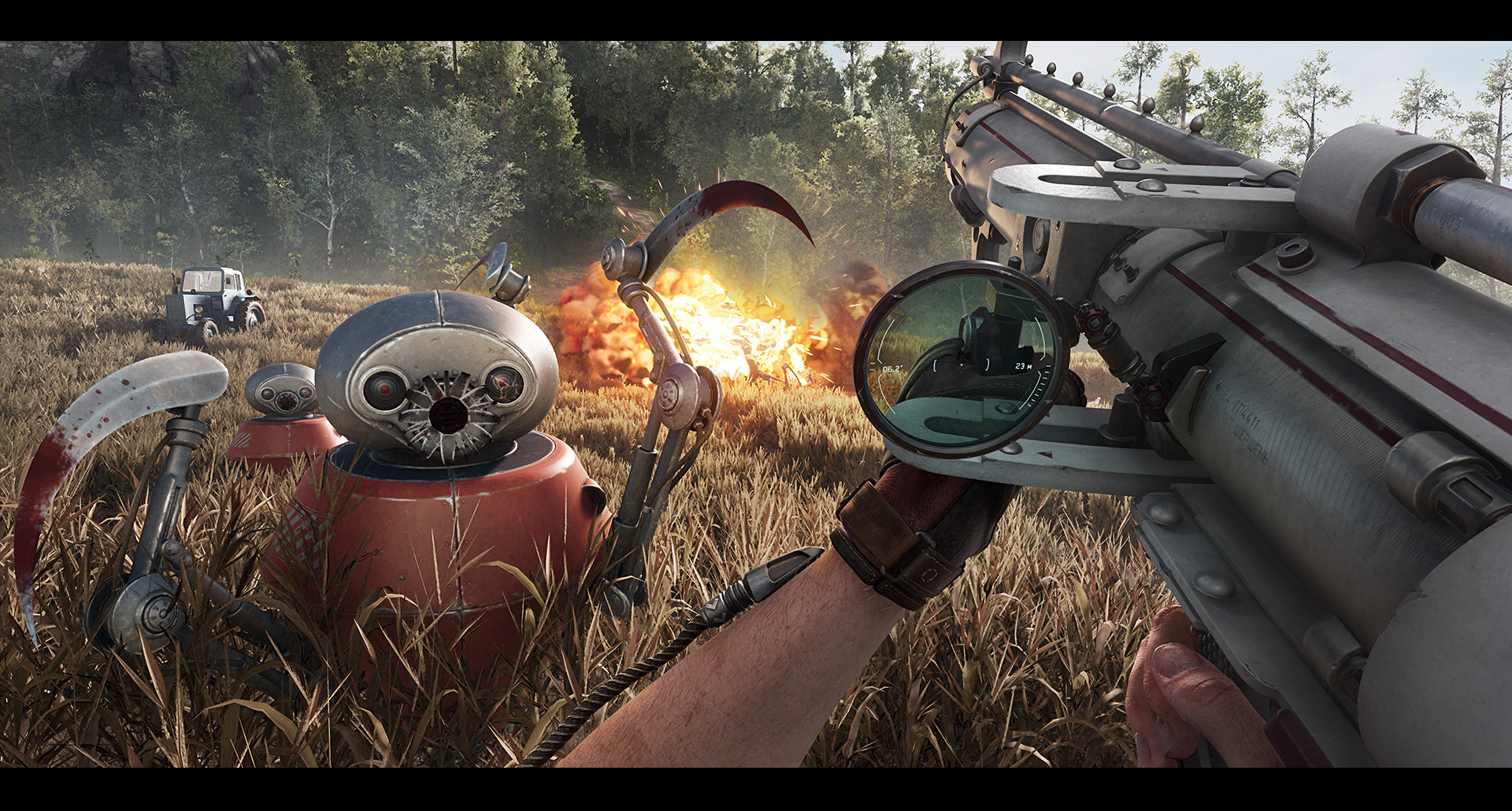 Atomic Heart Sci-Fi RPG: What We Know So Far, Release Date, Plot, Maps