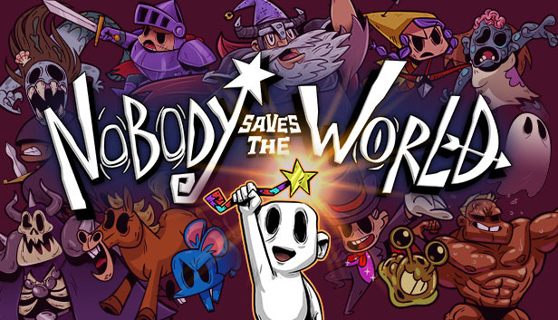 Drink Box Announces New Game: Nobody Saves The World Release Date