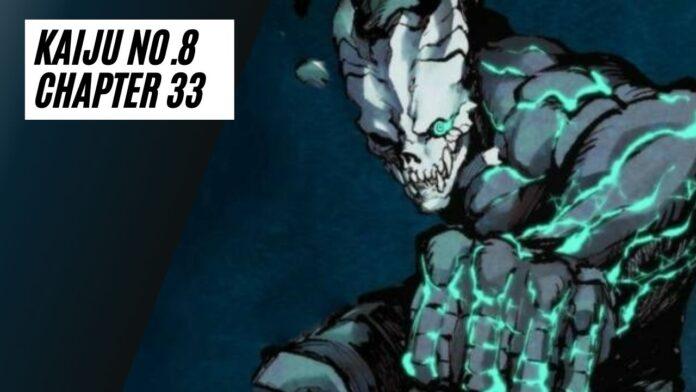 Read Kaiju No.8 Chapter 33 Online Free - Latest Updates on Kaiju No.8 Chapter 33!