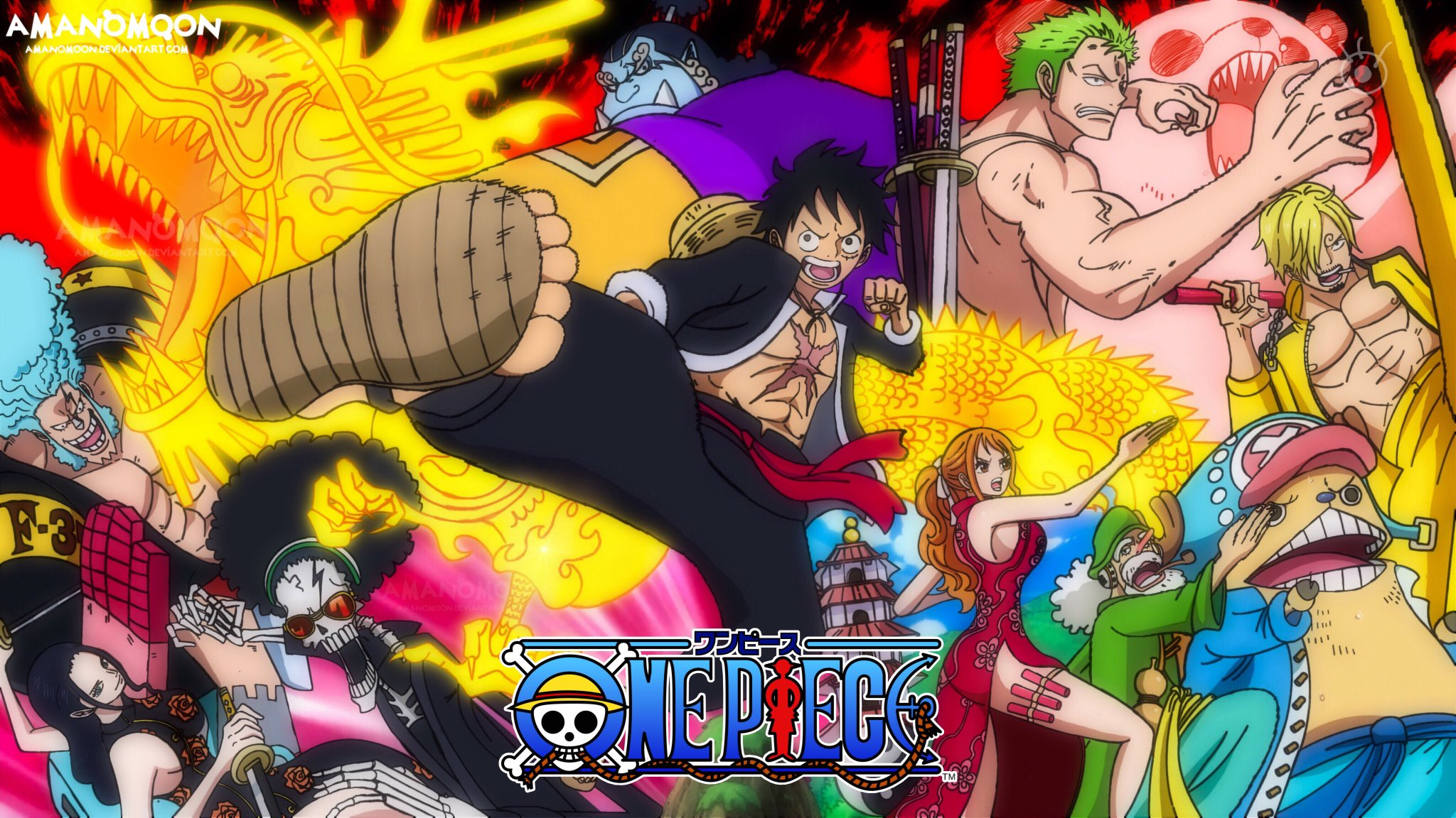 One Piece Episode 980 Release Date, Spoilers, Big Fight