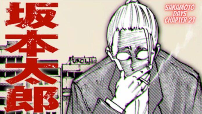 sakamoto days chapter 27