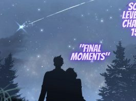 """Solo Leveling Chapter 156 - """"Final Moments"""", Release Date!"""