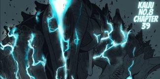 Kaiju No.8 Chapter 39