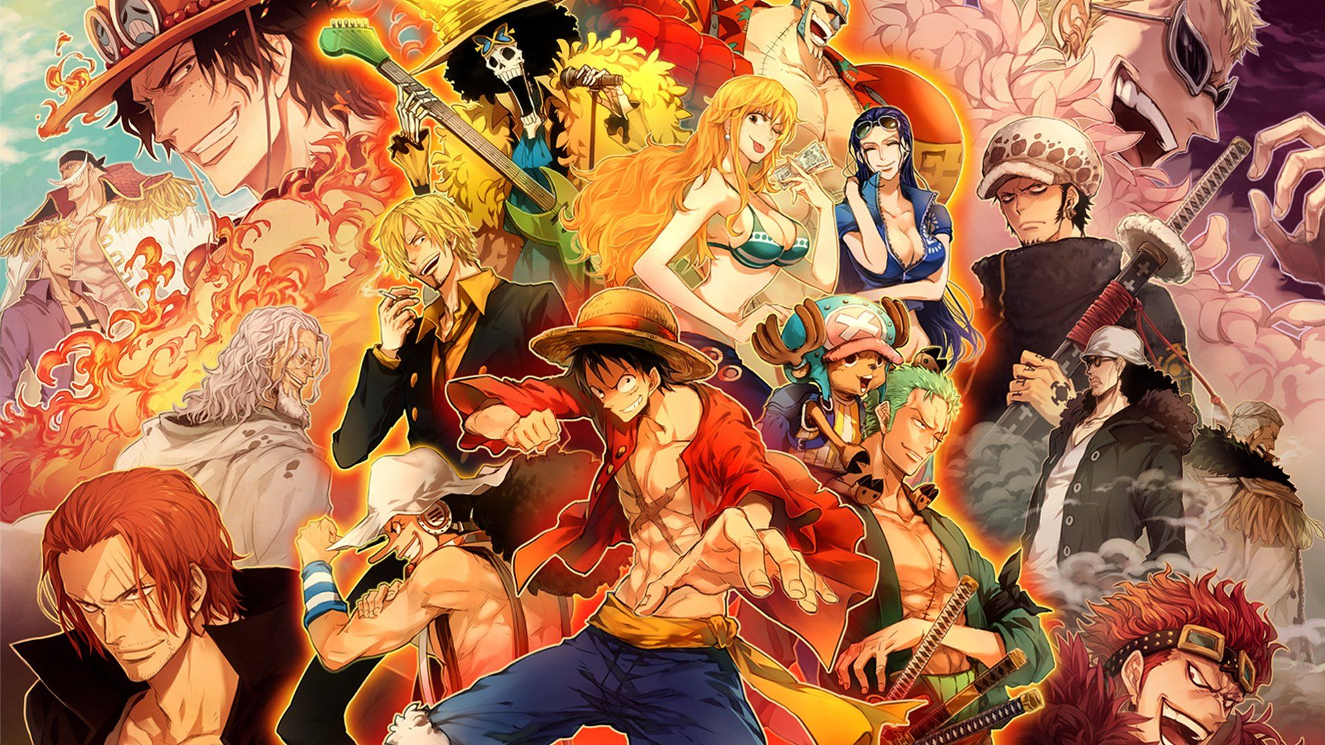 One Piece Chapter 1024