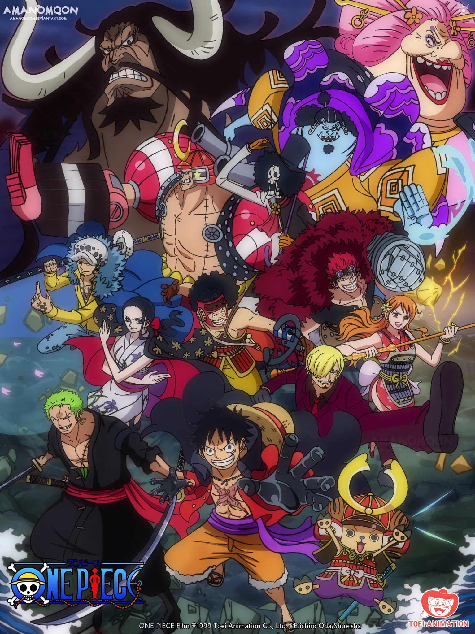 One Piece Episode 986 Release Date, Spoilers, Luffy's Big Fight