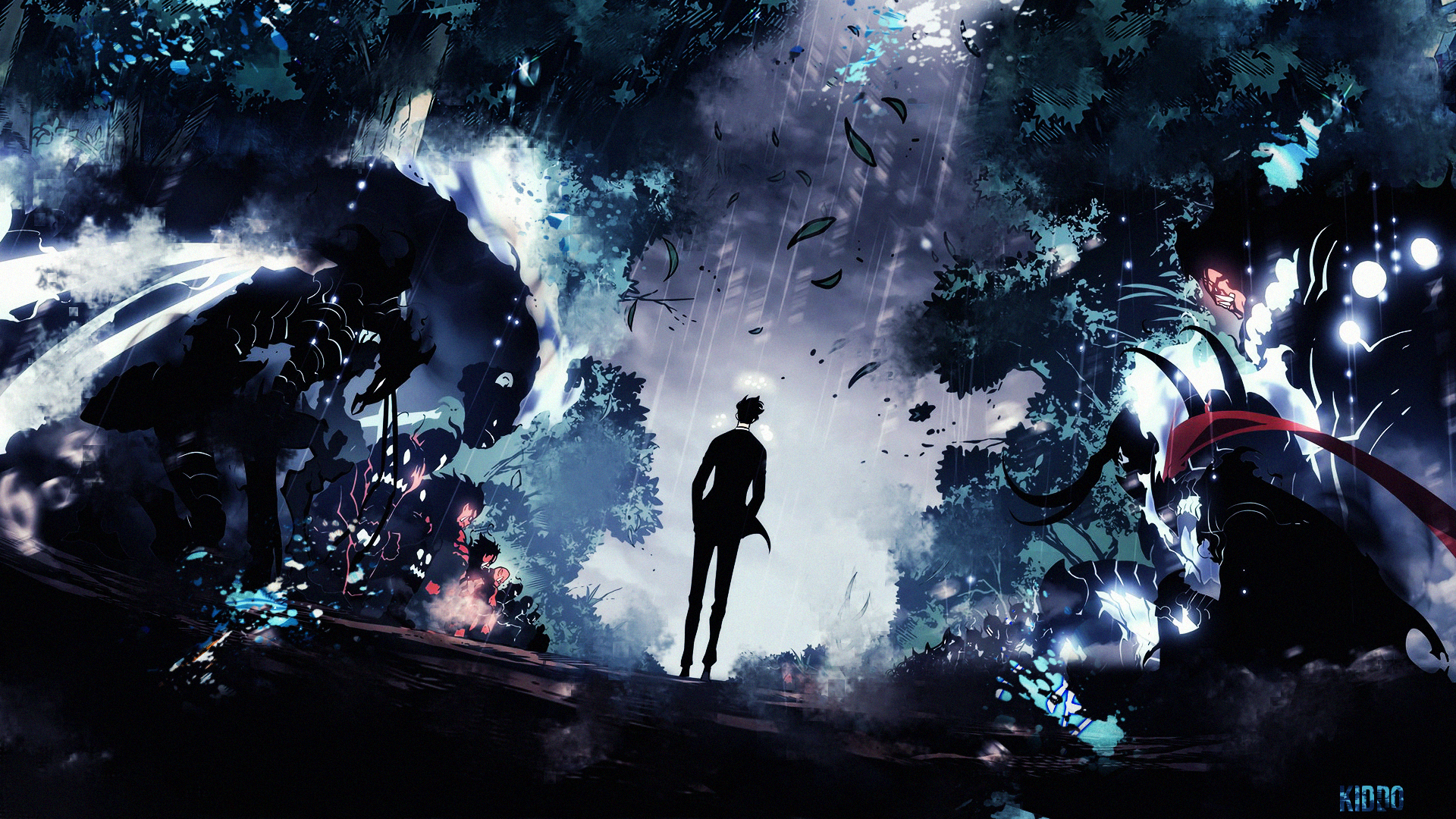 Solo Leveling Chapter 166